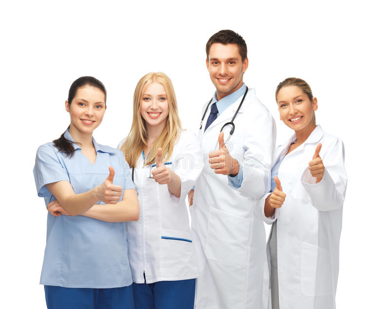 professional-young-team-group-doctors-healthcare-medical-showing-thumbs-up-32589276
